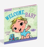 Workman Publishing Co Indestructible: Welcome, Baby