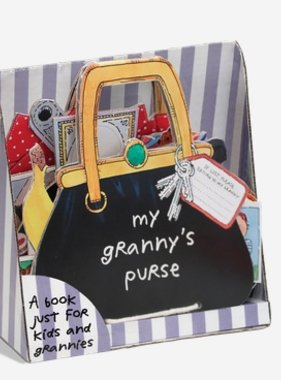 Workman Publishing Co MY GRANNY'S PURSE MINI VERSION