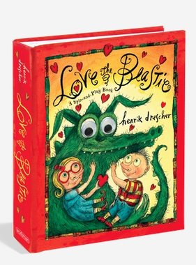 Workman Publishing Co LOVE THE BEASTIE-HC book
