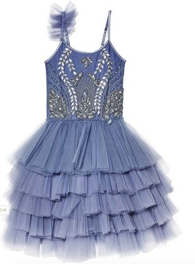 Tutu du Monde TDM2114CSS8, BLUE BIRD TUTU DRESS Shadow