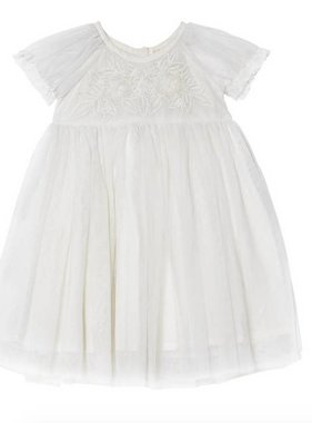 Tutu du Monde TDM2125CMS6, OLIVIA TUTU DRESS Milk