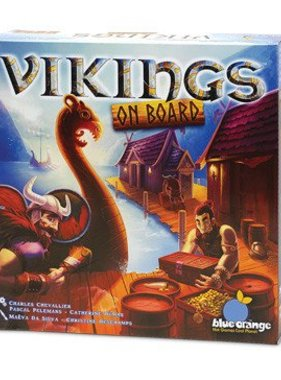 Blue Orange Vikings