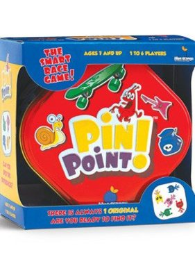 Blue Orange Pinpoint Game