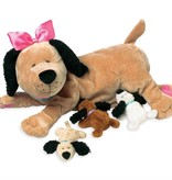Manhattan Toy MANTOY-106690 Nursing Pets Nursing Nana