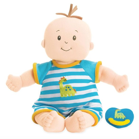 Manhattan Toy 143780 Baby Stella Doll Boy