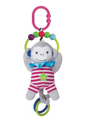 Manhattan Toy 213250 Link & Play Monkey