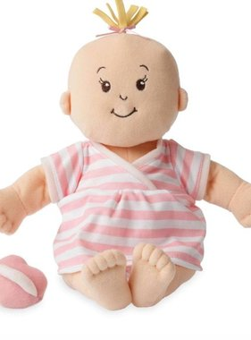 Manhattan Toy 152420 Baby Stella Peach Doll