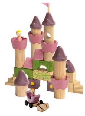 Plan Toys 5650 FAIRY TALE BLOCKS