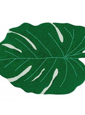 Lorena Canals C-MONSTERA Leaf Rug