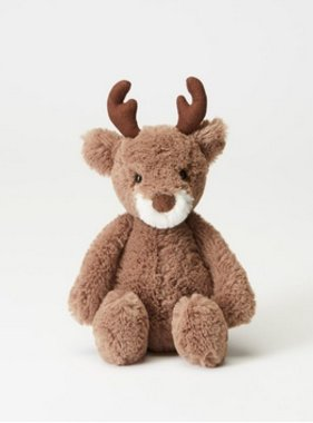 Jellycat BASS6RN Bashful Reindeer Small