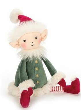 Jellycat LEF2E Leffy Elf Medium