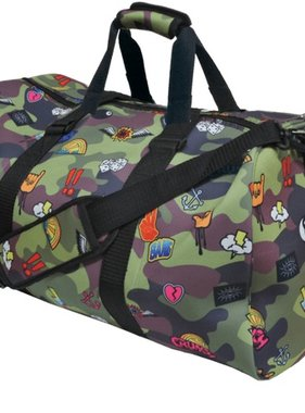 Iscream 810-542 Camo Duffle Bag