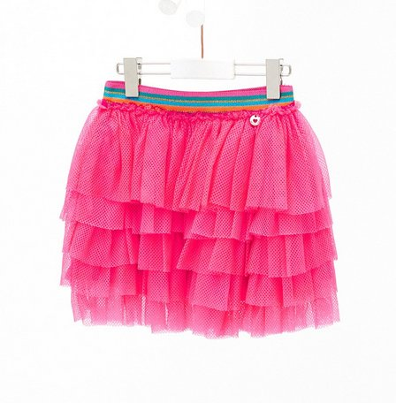 Mimpi Clothing 649-MIM Pink Skirt