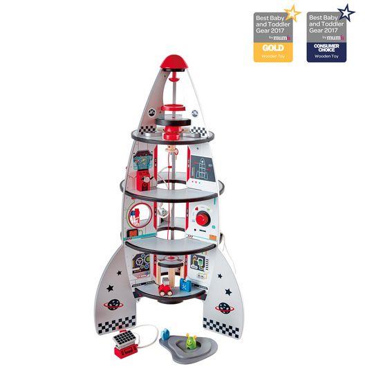 Hape Four-Stage Rocket Ship
