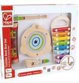 Hape E8148 Toddler Beat Box Set