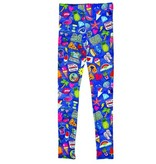 Iscream 820-1142 Embroidered Patches Leggings