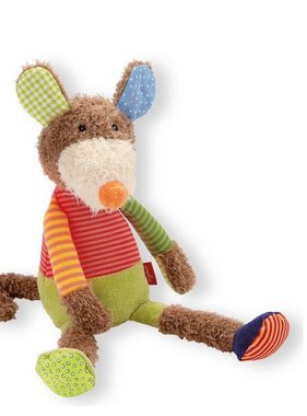 Sigikid Patchwork Sweety Mouse 38438