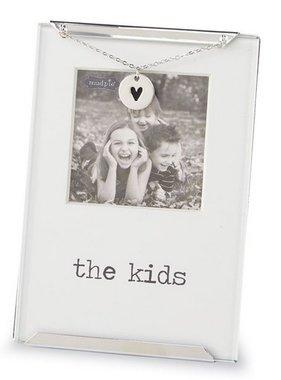 Mud Pie THE KIDS CLIP FRAME 4695371