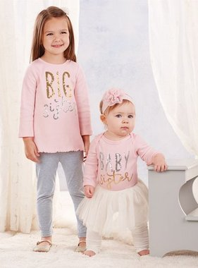 Mud Pie 1152100 Big Sister Tunic