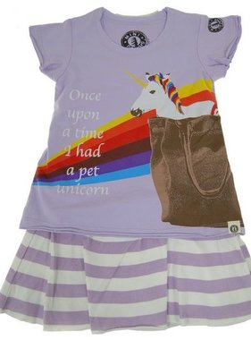 Mini Shatsu Once Upon A Time Pet Unicorn Dress