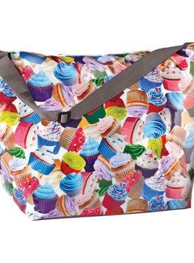 Iscream 810-387 Cupcakes Weekender Bag