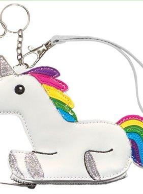 Iscream 810-538 Unicorn Purse/Key Chain