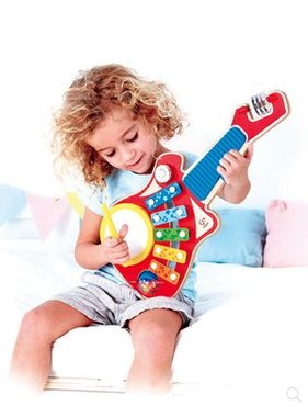 Hape 6-in-1 Music Maker E0335