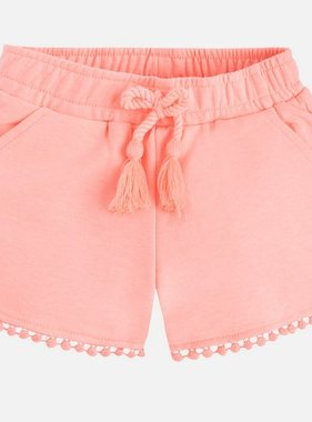 Mayoral 607 10 Knit Basic Shorts Peach