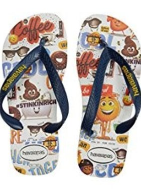 Havaianas Kids Kids Emoji Movie Sandal White