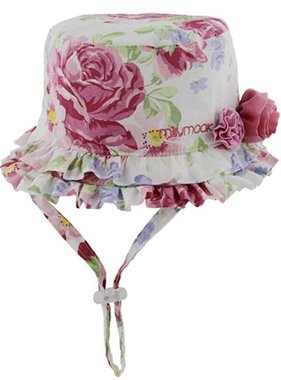Tank Stream Design Kids HB76A Baby Girls Bucket Lola Floral