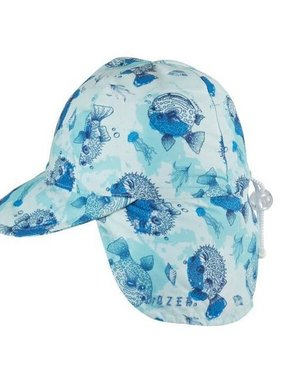 Tank Stream Design Kids DB74A Boys Legionnaires Pufferfish Blue
