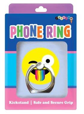 Iscream 745-036 Crazy Face Phone Ring