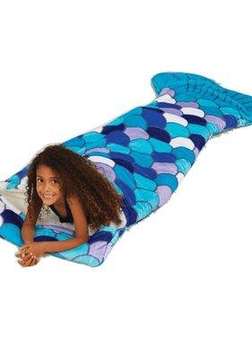 Iscream 782-083 Mermaid Sleeping Bag 44x64