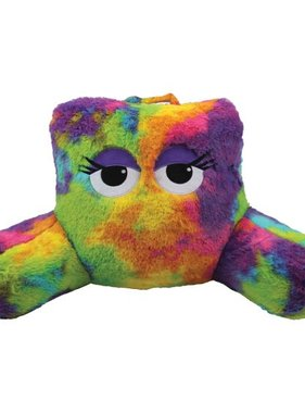 Iscream 782-006 Tie Dye Microbead Lounge Pillow