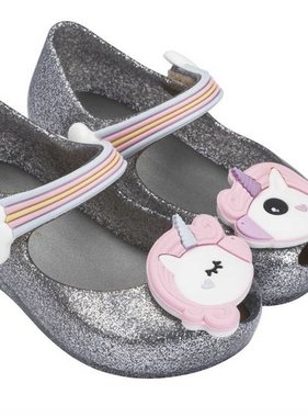Mini Melissa 32384 Mini Ultragirl Unicorn Silver Glitz