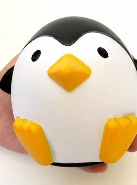 "BC USA 83159 Penguin Squishy 4""x5""-6"