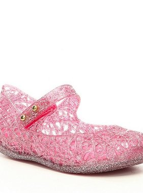 Mini Melissa 31510 Mini Zig Zag Pink Glitter