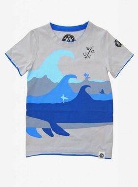 Mini Shatsu Shark Whale Surfer
