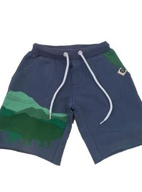Mini Shatsu Dinosaur Mountain Shorts