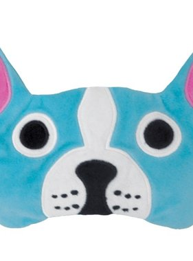 Iscream 880-024 French Bull Dog Eye Mask