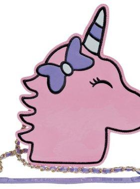 Iscream 810-575 Unicorn Crossbody Bag