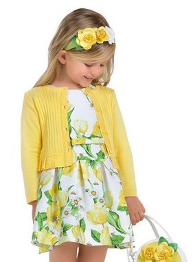 Mayoral 3302 70 Knitted Cardigan Yellow