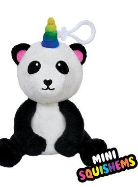 Iscream 860-322 Pandacorn Bubblegum Scent Mini Squishem