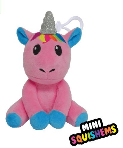 Iscream 860-302 Unicorn Bubblegum Scent Mini Squishem