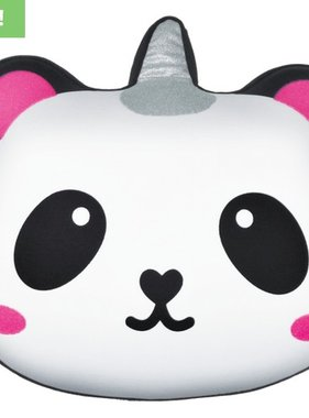 Iscream 780-911 Pandacorn Bubblegum Scented Pillow