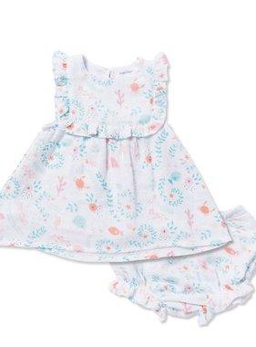 Angel Dear Jellyfish SQ Dress/Bloomer Set