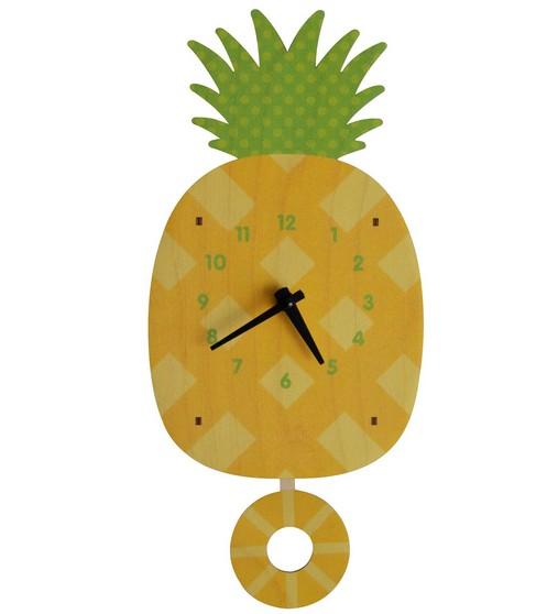 Modern Moose Pineapple Pendulum Clock baby store kids room decor ...