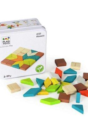 Plan Toys 4131 Mosaic