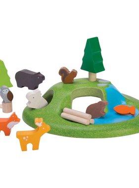 Plan Toys 6625 Animal Set