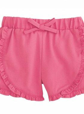 Mud Pie PInk Ruffle Shorts 1172159